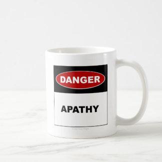 Danger Apathy - Mug