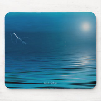 Danger at Sea Mouse Pads