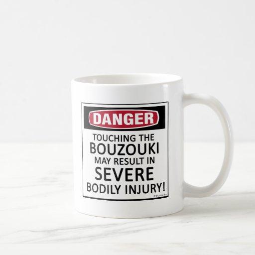 Danger Bouzouki Coffee Mug