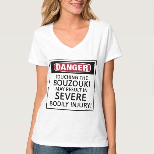 Danger Bouzouki T-Shirt