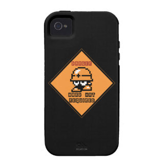 Danger iPhone 4 Cover
