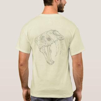 Danger Cat (with Front Logo) T-Shirt