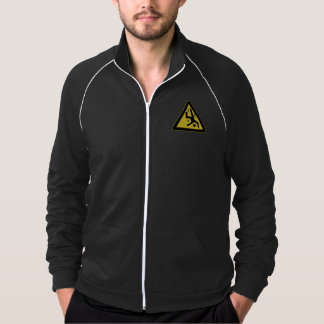 Danger Cliff, Chinese Sign Jacket
