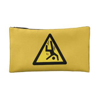Danger Cliff, Chinese Sign Makeup Bag