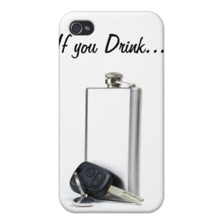Danger combination iPhone 4/4S cover