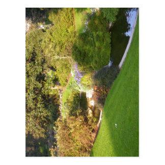 d'Anger de Jardin des Plantes de la descripción de Tarjetas Postales