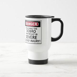 Danger Dobro Travel Mug