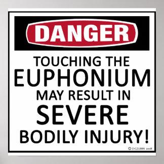 Danger Euphonium Print