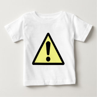 Danger! (Exclamation mark) Baby T-Shirt