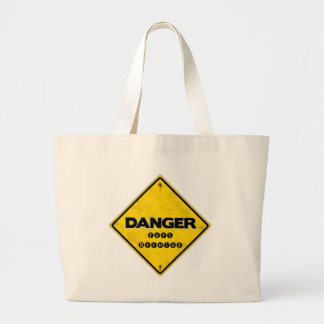 Danger Fart Brewing Jumbo Tote Bag
