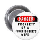 Danger!  FF Wife Pins