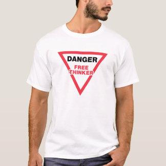 DANGER-Free Thinker T-Shirt