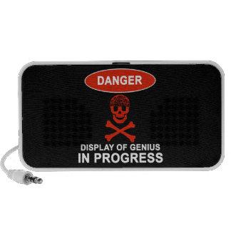 Danger Genius Mini Speaker