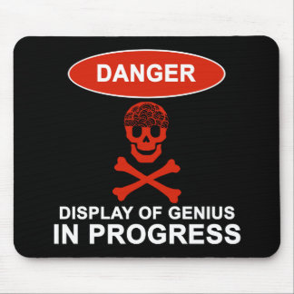 Danger Genius Mouse Pad