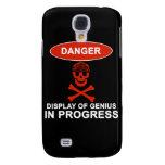 Danger Genius Samsung Galaxy S4 Case