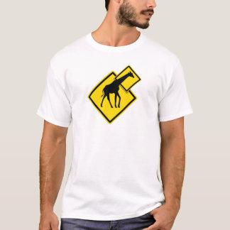 Danger Giraffe T-Shirt