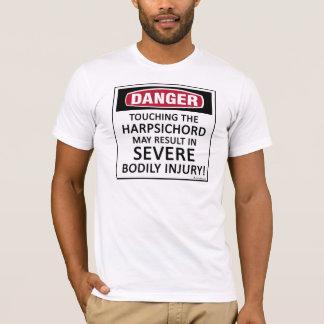 Danger Harpsichord T-Shirt