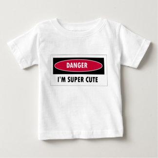 DANGER I'M SUPER CUTE SHIRT