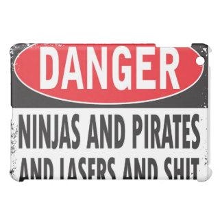 DANGER!  iPad Case