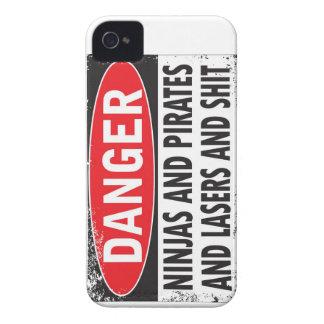DANGER! iPhone4 Case