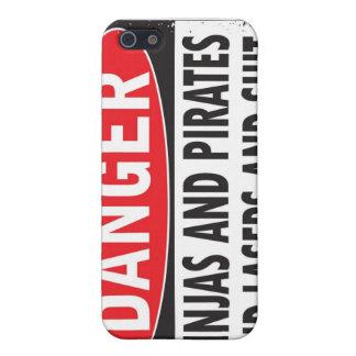 DANGER! iPhone 5 CASE