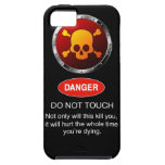 DANGER iPhone 5 COVER