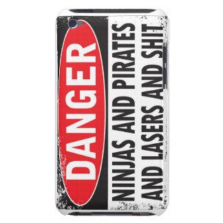 DANGER! iPod Touch Case