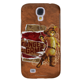 Danger Is My Game 2 Samsung Galaxy S4 Cover