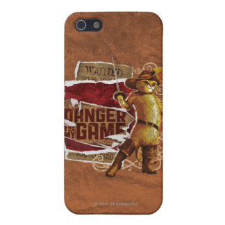 Danger Is My Game 2 iPhone 5/5S Cover