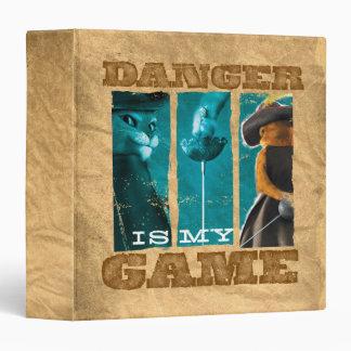 Danger Is My Game Binder