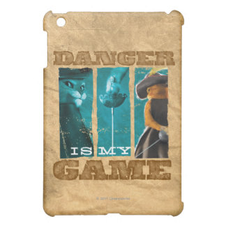 Danger Is My Game Case For The iPad Mini