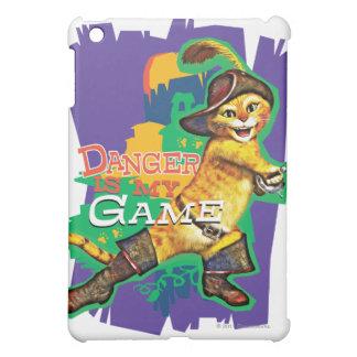 Danger Is My Game iPad Mini Covers