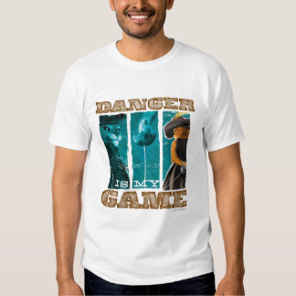 Danger Is My Game Shirt