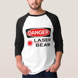 Danger, Laser Beam T-Shirt