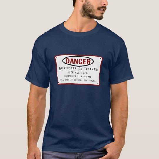 Danger Marathoner T-Shirt