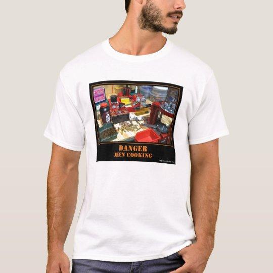 Danger! Men Cooking! T-Shirt