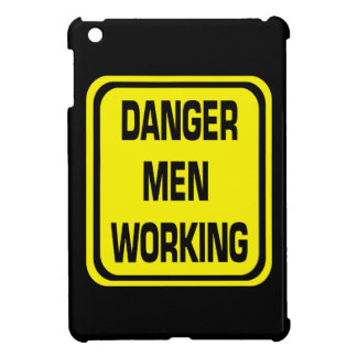 Danger Men Working Case For The iPad Mini