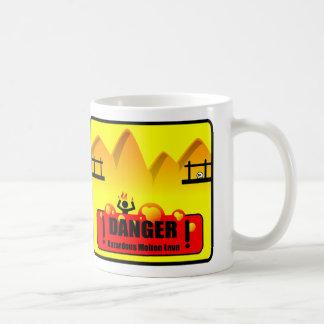 Danger: Molten Lava Mug