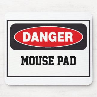 Danger: Mouse Pad