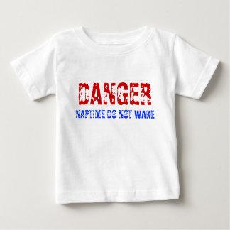 Danger Naptime Baby Tee