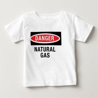 Danger Natural Gas Sign T-Shirt