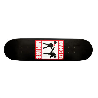 Danger Ninjas Skateboard Deck