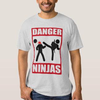 Danger Ninjas T Shirt