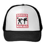 Danger Ninjas Trucker Hat