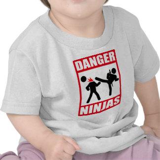 Danger Ninjas T Shirts