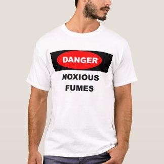 DANGER NOXIOUS FUMES T-Shirt
