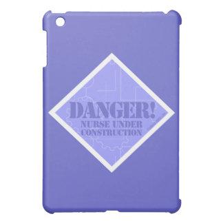 Danger! Nurse under Construction iPad Mini Cover