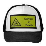 Danger of Death Hats