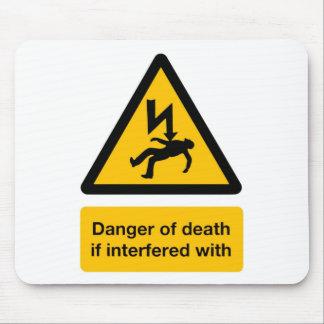 Danger of Death Mouse Pad