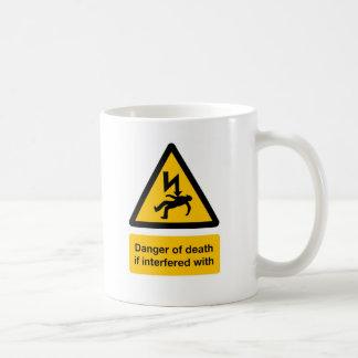 Danger of Death Mugs